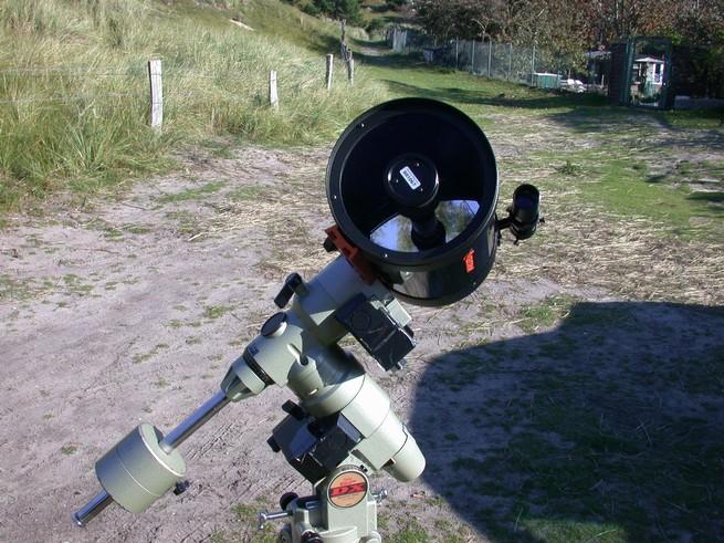 Katadioptische sternwarte